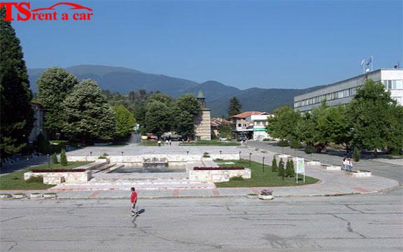 car hire in berkovitsa bulgaria