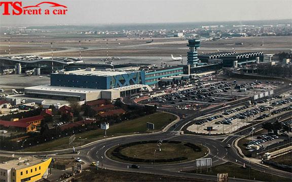 rent a car bucharest airport