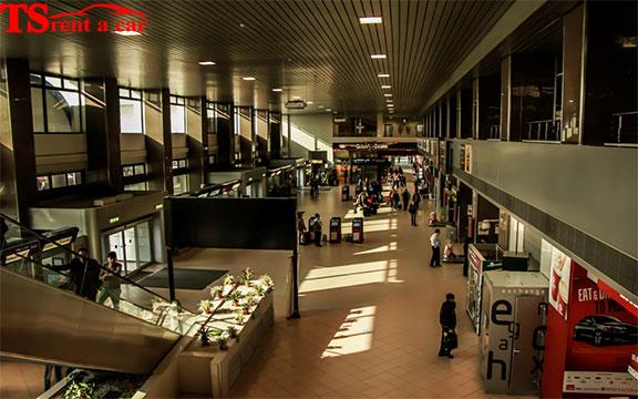 renta car in bucharest airport