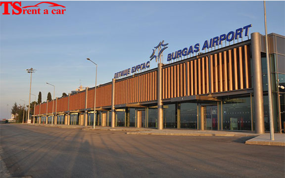 bourgas airport rent a car