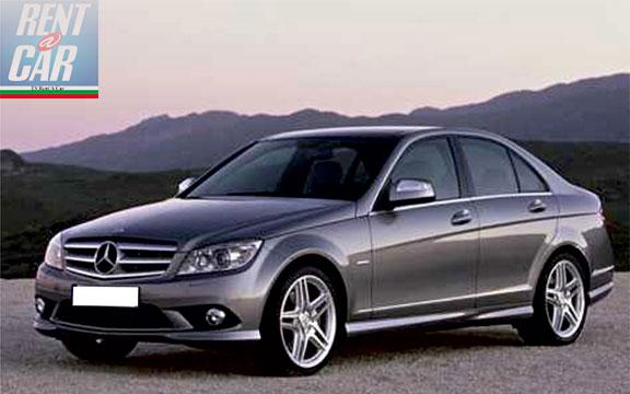 byala bulgaria car hire mercedes w204