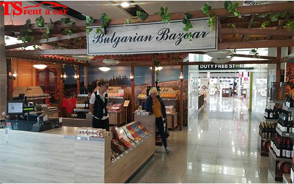 car hire at burgas airport