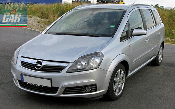 car hire in varna bulgaria zafira b