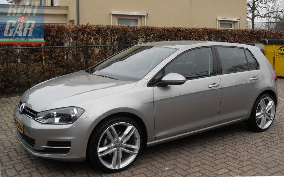 rent a car in bulgaria golf 7 vw