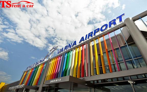 rent a car varna airport