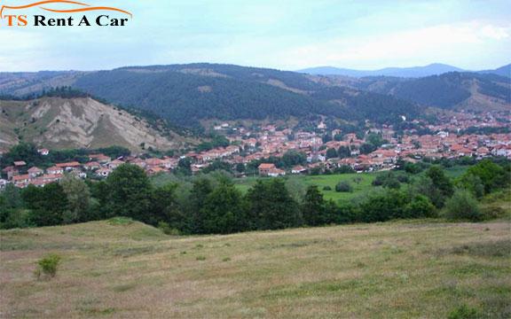 аренда авто в Болгарии софия