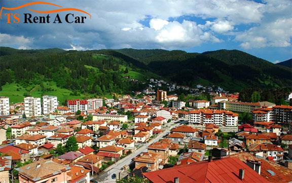 аренда автомобиля в болгарии Чепеларе