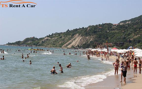 болгария прокат автомобилей кранево
