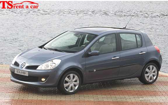 car hire bourgas airport renault clio