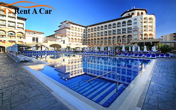 car hire sunny beach bulgaria