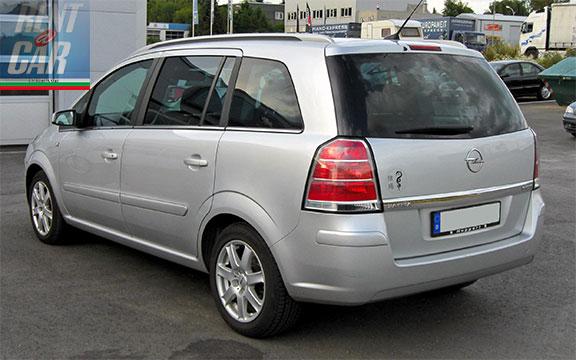 cheap car hire varna bulgaria opel zafira