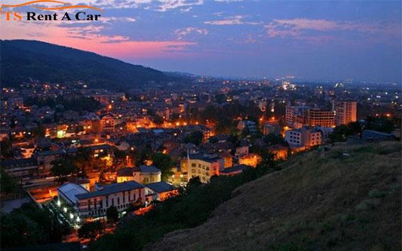 cheap rental car in bulgaria