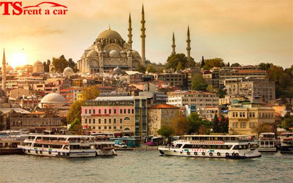кола под наем автоматик летище истанбул