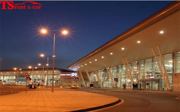 летище София коли под наем без депозит