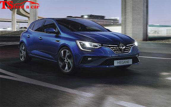 renault megane car hire bulgaria