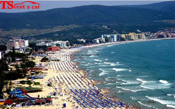 rent a car sunny beach
