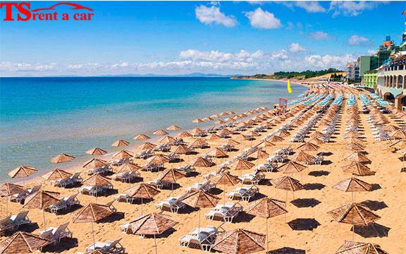 sunny beach car hire