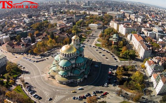 levný pronájem automobilu v bulharsku
