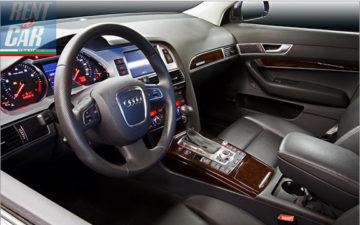 Забронировать Audi A6 C6