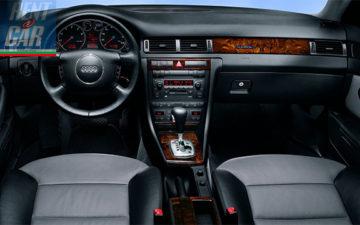 Забронировать Audi A6 C5 avant quattro 4x4