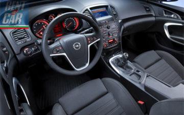 Забронировать Opel Insignia