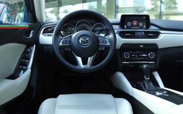 Забронировать Mazda 6