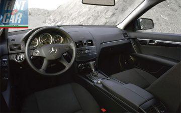 Забронировать Mercedes C-class