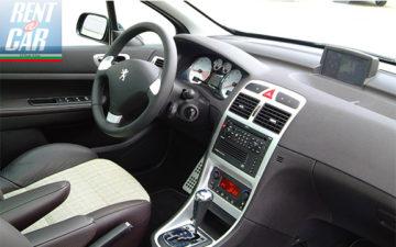 Забронировать Peugeot 307 SW