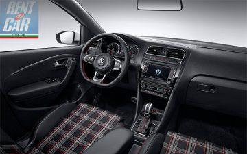 Забронировать VW Polo VI